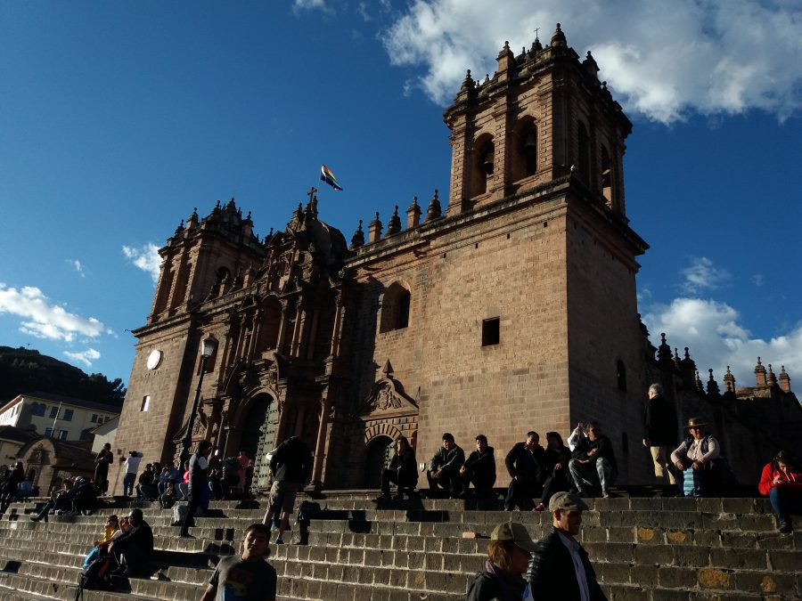 Cathedral in Cuzco