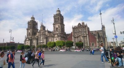 One Day In Mexico City